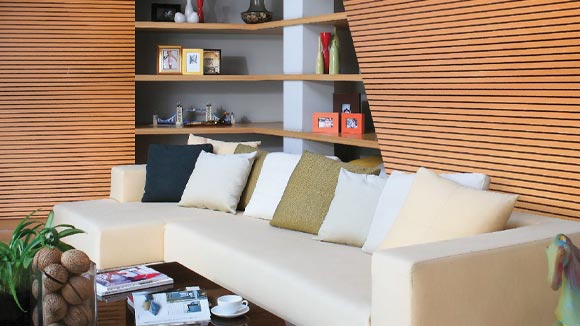 dinding kayu anti rayap